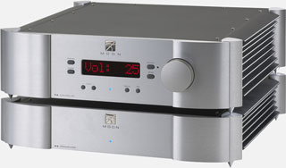 MOON P-8 preamp