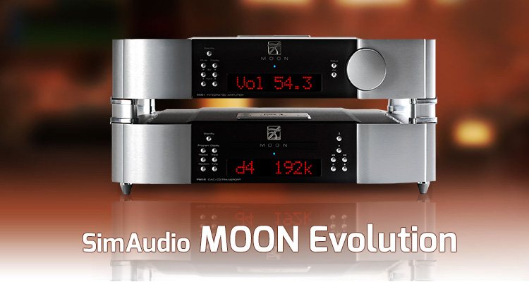 Moon audio Evolution